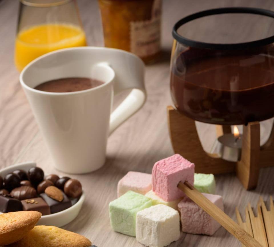 LES COMMERCES DE LA BASTIDE-Chocolaterie de Puyricard-Salon Chocolathé