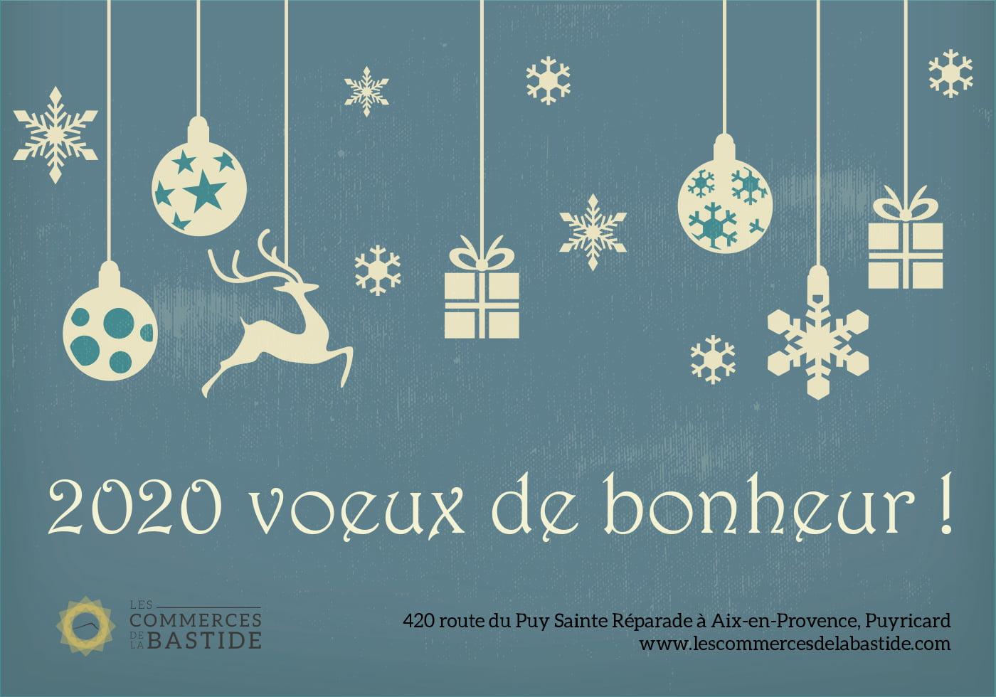 Les Commerces de la Bastide-carte voeux-2020