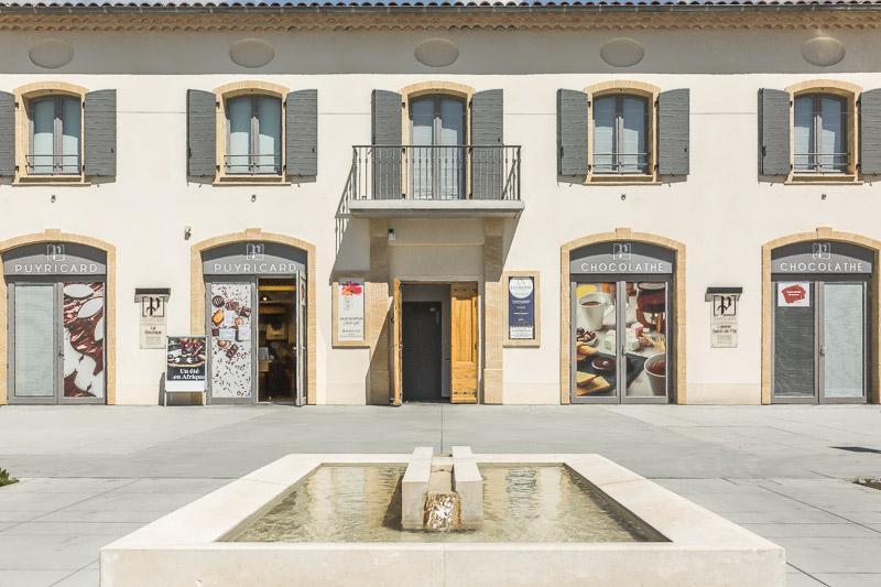 Les Commerces de la Bastide-Chocolaterie de Puyricard-Magali Ancenay-1